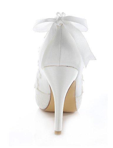 ShangYi Standardschuhe Damen Sandalen Stiletto Tanzschuhe (weitere Farben)  silver-us6 / eu36 / uk4 / cn36 ...