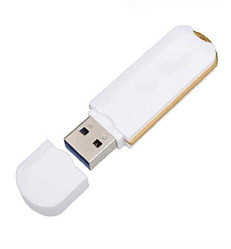 Preisvergleich Produktbild Tonsee Glatte USB3. 0 8GB / 16GB / 32GB / 64GB / 128GB Flash-Laufwerk Daumen Stick Speicher Stift Disk Digital U Speicherstift (8 GB,  gold)