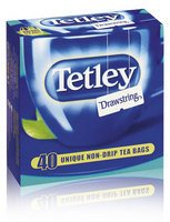 Tetley Drawstring Tea Bags (Pack of 100)