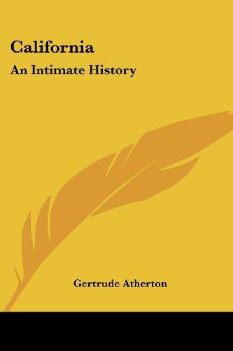 California: An Intimate History