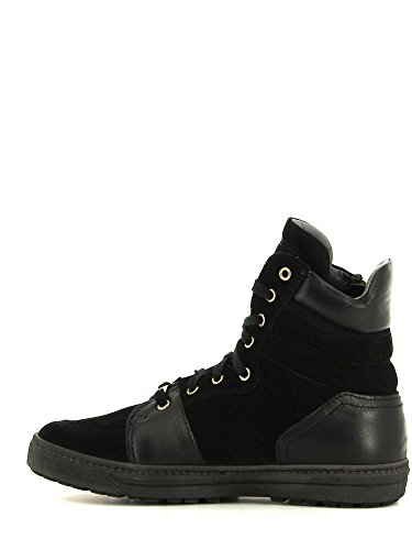 KEYS 7766 Sneakers Donna Nero