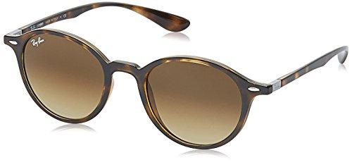 Rayban Unisex Sonnenbrille Rb4237 Gestell: Havana, Gläser: Braun Verlauf 710/85), Medium (Herstellergröße: 50)