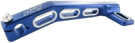 Kickstarter STR8 Lightweight Style f/ür Minarelli Peugeot blau