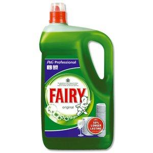 Fairy Líquido lavavajillas Original 5litros Ref