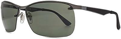 Ray Ban Mod. 3550 Sun, Gafas de Sol para Hombre
