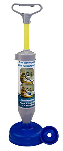 SIDCO Abflussreiniger OHNE CHEMIE Abflusspumpe Rohrreiniger Abflussfrei Pumpe Abfluss