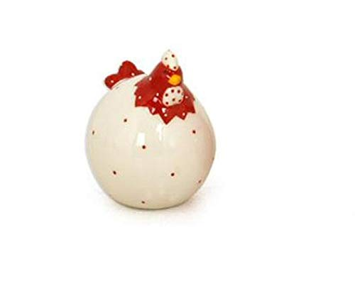 Collection Les Petites Cocottes Poule XL Deco Petra 14 X 13.2 X 16.2 A - 8907