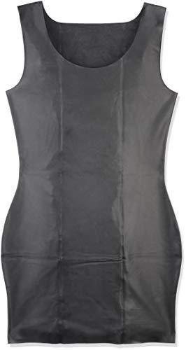 Die Latex Collection Mini-Kleid, schwarz, X-Large