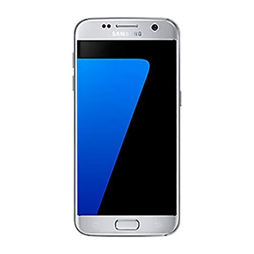 Samsung Galaxy S7 Smartphone Single - Samsung Galaxy S7 Smartphone, 32 GB Single SIM Silver