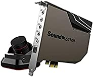 Creative Sound Blaster AE-7 Hi-Res Internal PCIe Sound Card, Quad-Core Processor, 127dB DNR ESS SABRE-class 90