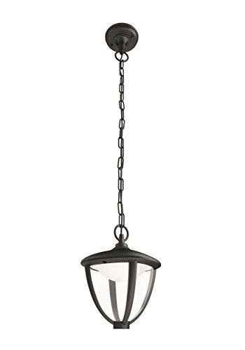 Philips luminaire extérieur LED suspension Robin noir