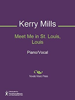 You and i meet me in st louis sheet music