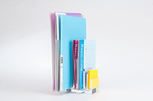 draymond Story Acryl Office Supplies Bundle 1) Datei Organizer 1) Tischabroller (Desktop Stationery)