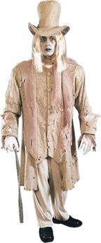 costume Adult Fancy Dress (Ghostly Gent Kostüme)