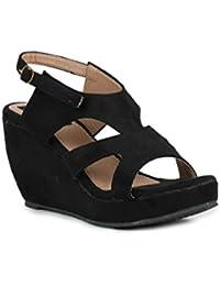 Sapatos Black Sandals