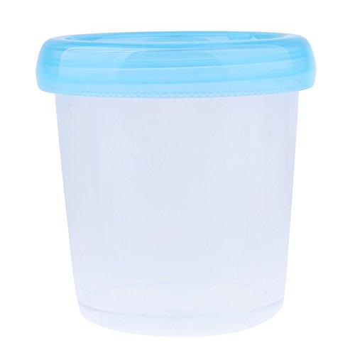 Sharplace 180ml Baby Kleinkind Muttermilch Speicher Tassen Baby Lebensmittel Snacks Lagerung Behälter