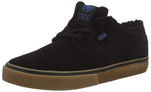 C1RCA Hesh, Low-Top Sneaker Unisex - adulto, Nero (Schwarz (Black / Seaport / Sherpa)), 42