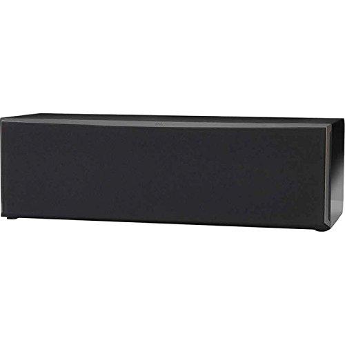 """JBL Studio 235C 2,5-Wege Dual 6,5"""" Central-Lautsprecher mit 1"""" CMMD Lite-Hochfrequenztreiber und High Definition Imaging (HDI)-Waveguide für Heimkinosound - Schwarz"""
