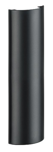 Meliconi STILE LINE Cover Double copricavi per fili, colore nero