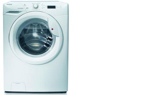 Hoover VT 714 D23 Waschmaschine/Frontlader / A+++ A / 175 kWh/Jahr / 1400 UpM / 7 kg/Digital display/Aquastop / Bullauge 35 cm