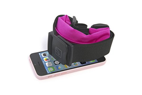Tucano Kiss 2Coque avec ceinture pour Apple iPhone/Smartphone 15cm (6pouces) Noir fuchsia
