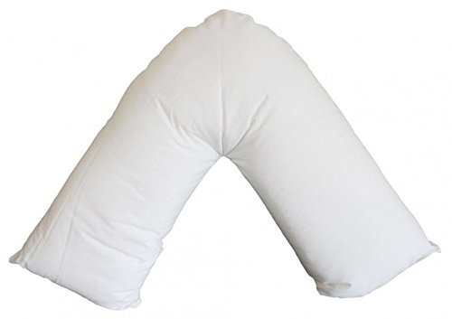 v-shaped-luxury-support-pillow-with-free-pillowcase