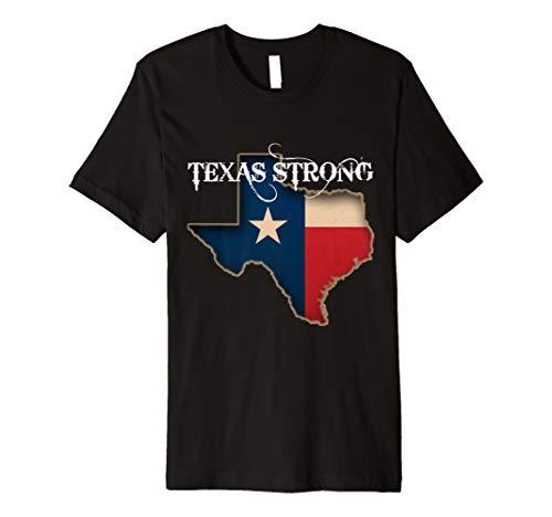 Texas starker Mann Frauen Houston T-Shirt -