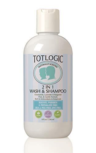 TotLogic, 2 in 1 Wash Shampoo, Original-Duft - Logic Produkte -