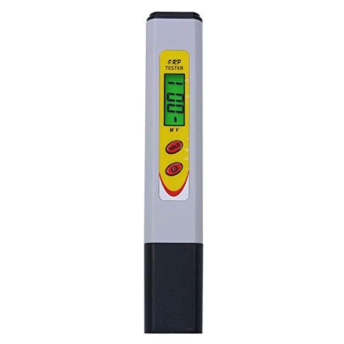 ORP Meter Negatives Potential Stift mit LCD Beleuchtung Anzeige Tragbar Haushalt Trinken Wasserqualität Prüfgeräte Oxidation Reduktion Redox Industrie Experiment Analyzer ()