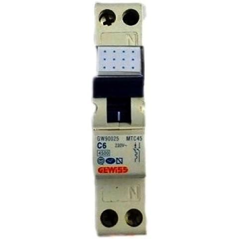 Gewiss GW90025 GW90025 Interruttore Magnetotermico,