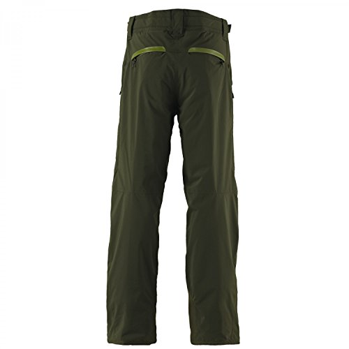 SCOTT Herren Skihose rosin green