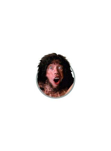 Kostüm Caveman Für Erwachsene - Unbespielt Halloween Karneval Party Kostüm Caveman künstliche Zähne Gebiss