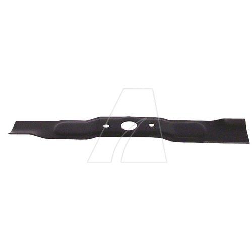 42 cm Standard Messer für MotorrasenmäherLänge [mm]: 420ZB: 27AL: 9,3AB: 78Ausführung: standardLoch- Ø [mm]: Stück je VE: Leitnummer: Standard Messer