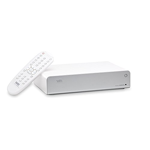 We Connect - We Art - Disque Dur Multimédia Externe 3,5' USB 3.0 Blanc 4 To