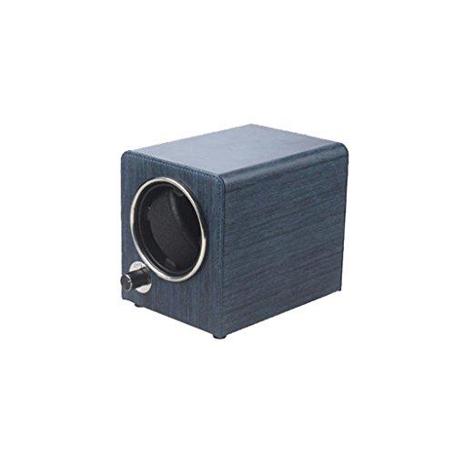 Preisvergleich Produktbild RKY Schaukasten Uhrenbox - Turntable Uhrenständer Motoraufzug Uhrenbox Mini Uhr Display Box Schmuck Aufbewahrungsbox Automatic Shaker / - / (Farbe : B)