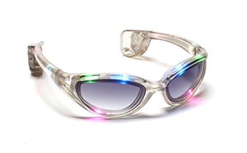 NEO+ Party-LED-Gläser, viele Farben Blinkende Gläser (KLASSISCH)