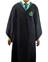 Harry Potter - Capa - Oficial -Cinereplicas (Small Adultos, Slytherin)