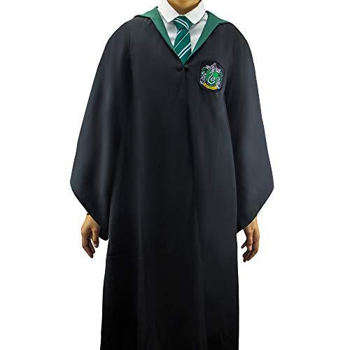 Cinereplicas Harry Potter - Zaubererkleid - Offiziell (Small Erwachsene, Slytherin) (Slytherin Kostüm)