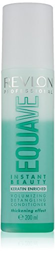 Revlon Equave Volumizing Detangling Conditioner, 1er Pack, (1x 200 ml) - Detangling Conditioner