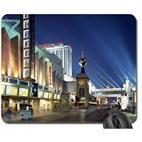 Casinos Dusky Atlantic City Mouse Pad, Mousepad