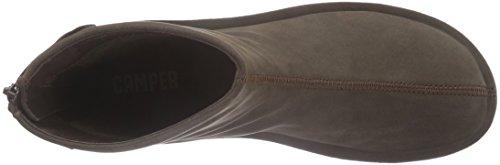 Camper Beetlek400010, Stivali Chelsea Donna Marrone (Dark Brown 006)