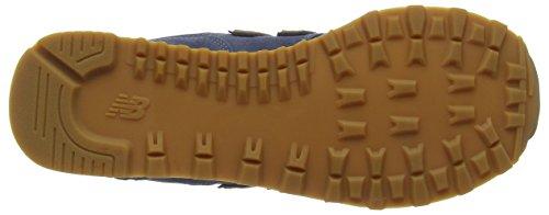 New Balance Damen WL574C Glitter Pack Sneaker, Blau (Blue/WL574CLI)
