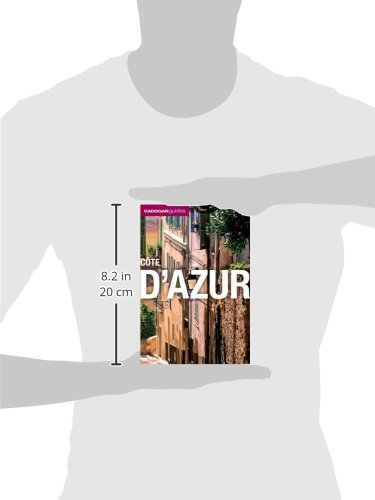Cadogan Guide Cote d'Azur (Cadogan Guides)