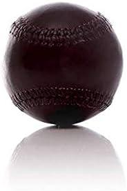 ALL SPORT VINTAGE - Balle De Baseball - Marron Vintage - Cuir De Vachette - Cousue Main - Fabrication Français