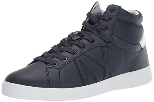 Armani Exchange Herren Schuhe Sneaker XUZ007 XV023 41 Blau