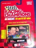 Racing Champions 1/64 scale die cast with collectible card #16 Ted Musgrave 1997 Edition by Racing Champions