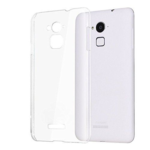 SDO™ Ultra Thin Silicone Soft Jelly Back Case Cover for Coolpad Note 3 Plus 5.5 inch (Transparent)