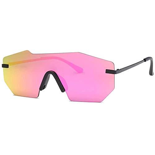 YTTY Damenmode Sonnenbrille ultraleichte Herren S Sonnenbrille Sportbrille Uv400 Anti-Flash-UV-Brille,EIN