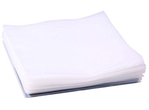 Zomo LP Schutzhüllen Fine 85-100 Stück - Transparent - Vinyl Sleeve