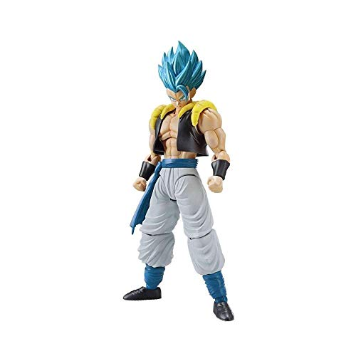 Am Besten Vegeta Kostüm - MA SOSER God Super Saiyajin Vegeta zusammengebaute Statue, Super Saiyajin Vegeta manuelle Auferstehung Actionfigur, Dragon Ball Z Dragon Ball Schlachtbild, PVC, 15 cm